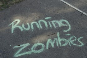 [Photos] Theta Tau Zombie Fun Run 10/12/2013