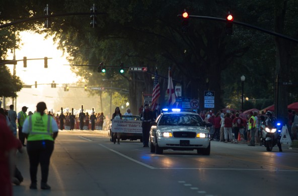 [Photos] Homecoming Parade 2013