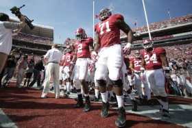 [Photos] Alabama 45, Tennessee 10