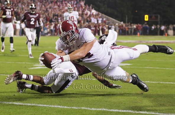 Alabama defeats Mississippi State, despite sloppy play