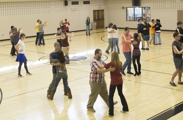 Crimson Tide Ballroom Dancing